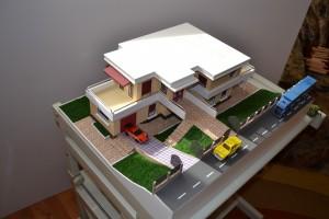 Proiect Lariana - Machetă ShowRoom