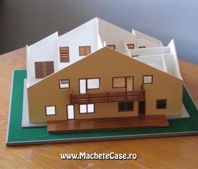 Proiect Casa Nouă – Machete de case cu detalii