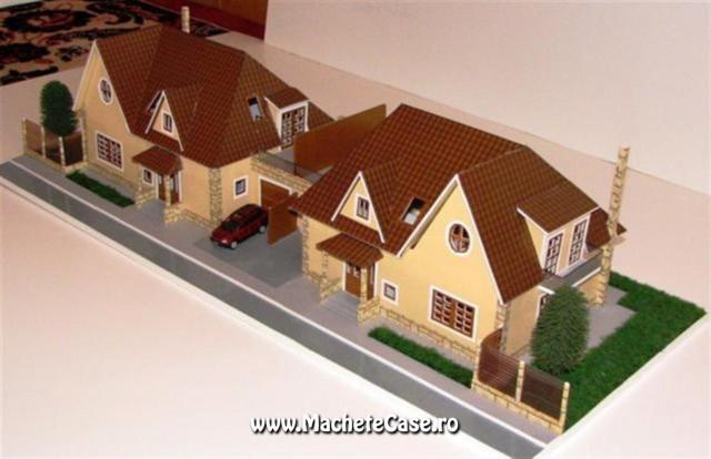 Machetele arhitecturale, viziunea unei locuinţe